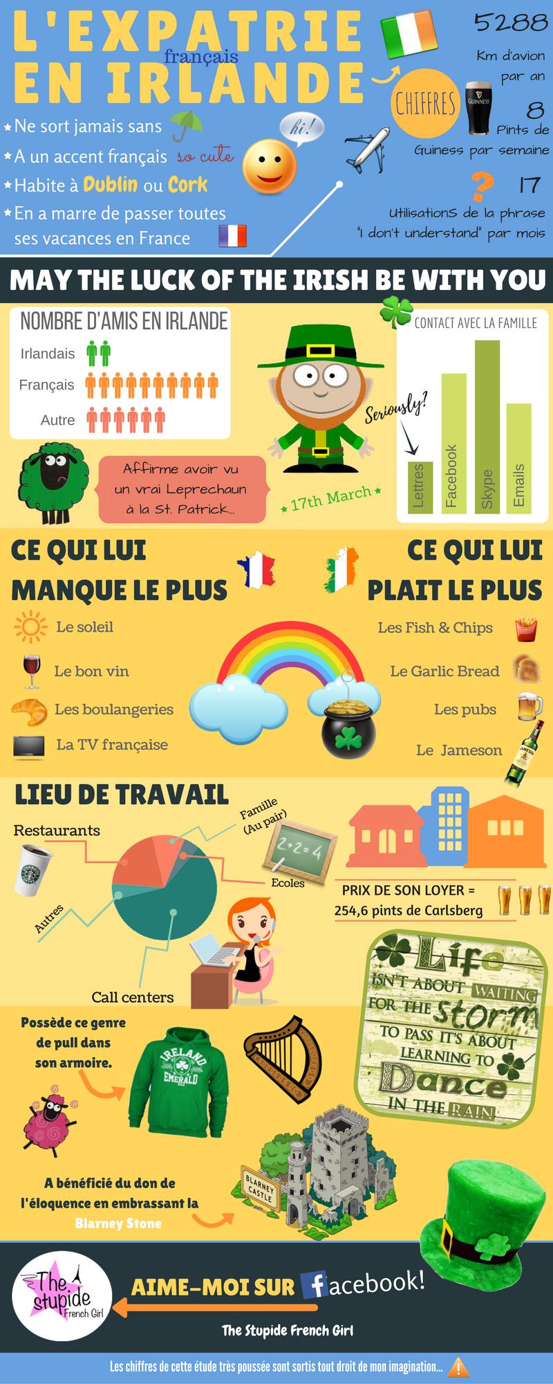 L'expatrié français en Irlande