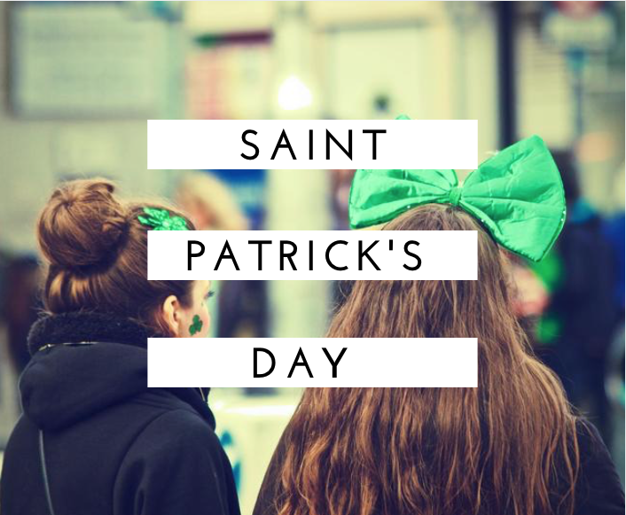 Dêter la saint patrick en Irlande